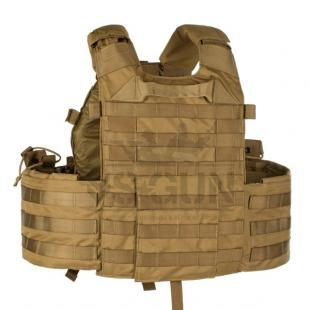 6094A-RS Plate Carrier Tan/Coyote - Invader Gear