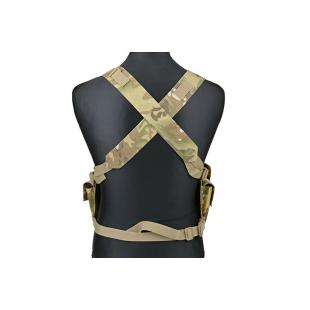 Chaleco Chest Rig - Multicam