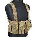 Chaleco Chest Rig Multicam