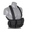 Chaleco Chest Rig Negro