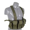 Chaleco Chest Rig Verde OD