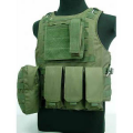 Chaleco Airsoft FSBE Verde OD