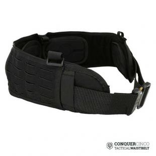 Conquer First Line CINCO Waist Belt Negro