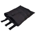 Drop Pouch Molle Negro