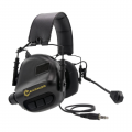 Earmor M32 MOD3 Auriculares Tactical Hearing Protection Ear-Muff- M32 Negro