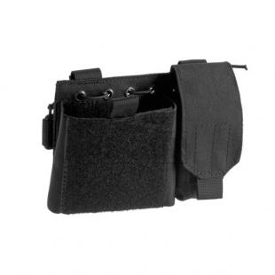 Pouch Administrador Negro- Invader Gear