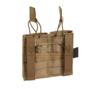 Pouch Doble Molle M4 Verde Tan - Invader Gear