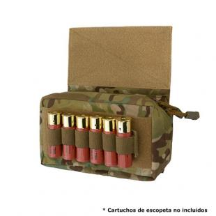 Pouch Drop-Down Armor Carrier Para Chaleco  Multicam