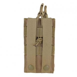 Pouch M4 Molle Modular Simple - Tan