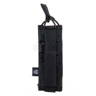 Pouch Portacargador MP5/MP7/MP9 Simple Negro - Delta Tactics