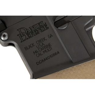 Specna Arms MK18 DANIEL DEFENSE SA-C19 EDGE - Bronze/Negro