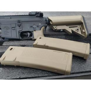 Specna Arms RRA SA-E11 EDGE Carbine Replica Tan/Negra