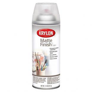Spray Krylon Barniz